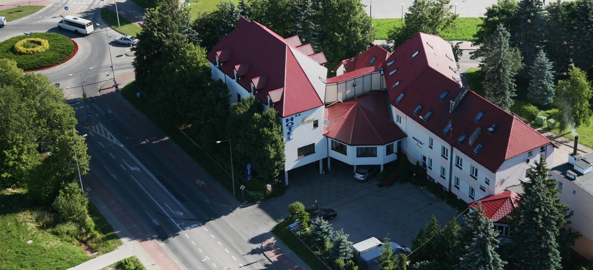 Hotel Irena w Morągu