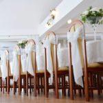 stoły na wesele mazury