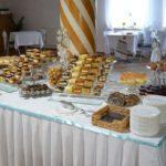 słodki stół na wesele hotel irena