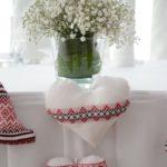 bukiety na stoły weselne morąg