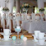 ozdoby na wesele w hotelu irena